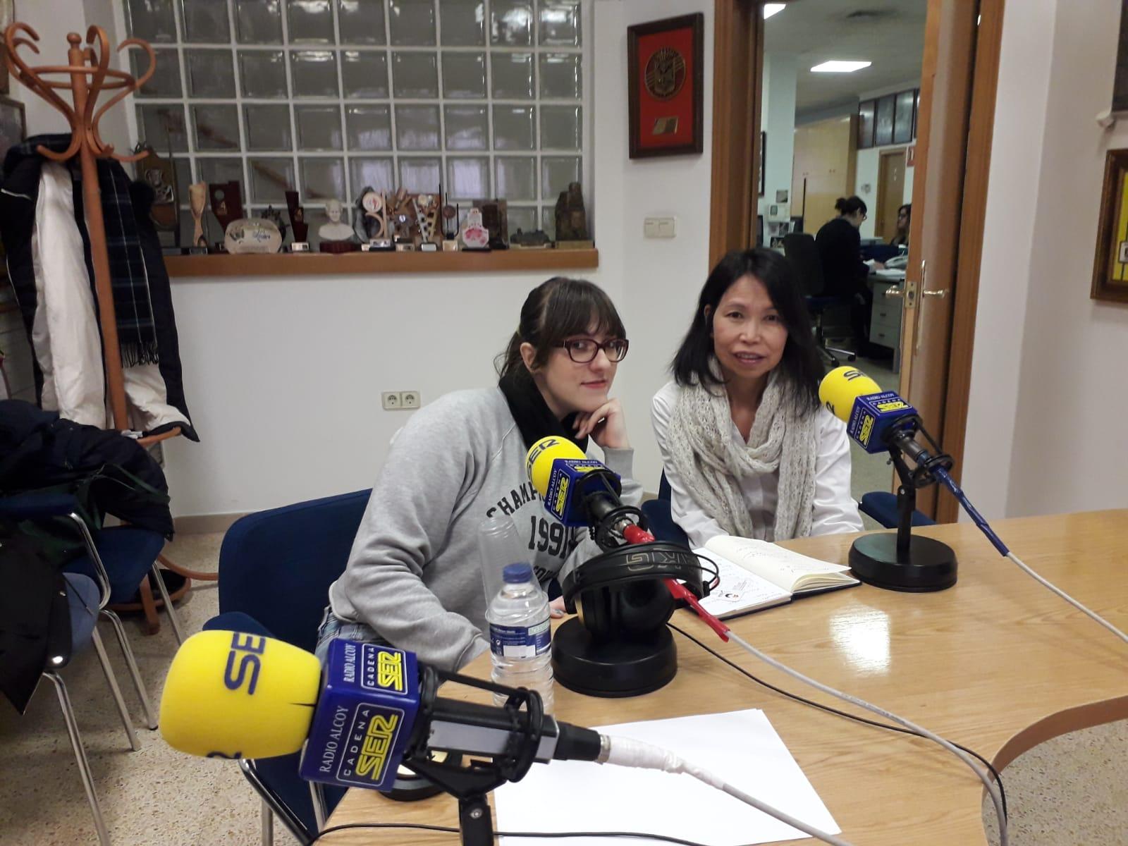 Visitando Radio Alcoy